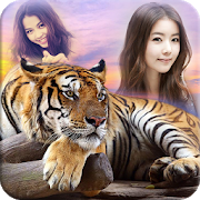 Animal Multi Photo Frame 1.8