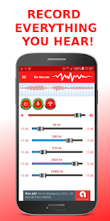 Ear Booster - Better Hearing: Mobile Hearing Aid 1.6.8
