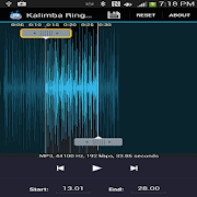 MP3 Cutter and Ringtone Maker 1.9