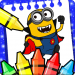 Download minnions coloring bananas rush 1.0.0 APK For Android