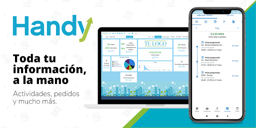 Download Handy 1.1582 APK For Android