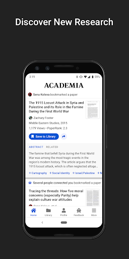 Download Academia.edu 1.19.2 APK For Android