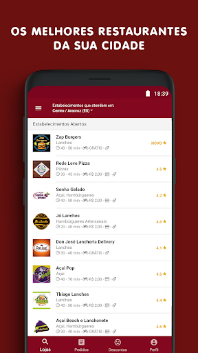 Download Aiboo - Delivery de Comida 3.4.0 APK For Android