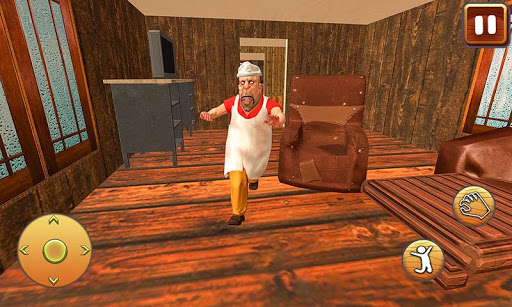 Download Crazy Mr Butcher Horror Escape : Scary Horror Game 1.1 APK For Android