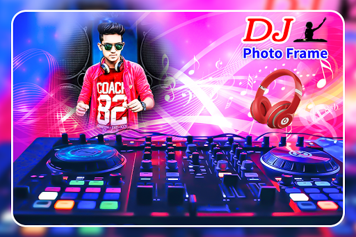 Download DJ Photo Frame 1.1 APK For Android