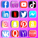 All in one social media and social network app 9 APK For Android