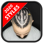 Download Braid Hairstyles for Men 1.9.1 APK For Android