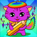 Drawing for Kids! Toddler's Magic Art! 0.4 APK For Android