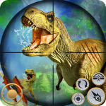 Jungle Dinosaurs Hunter FPS Shooting Game 1.3 APK For Android