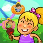 Kiddos In Amusement Park - Free Games for Kids 1.0.3 APK For Android