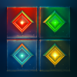 Download Lost gems: Ultimate 3D sokoban hard merge puzzle 1.0.1 APK For Android