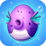 Merge Mermaids-design home&create magic fish life. 1.0.1 APK For Android
