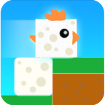 Square Egg Bird : Tower Egg 1.3 APK For Android