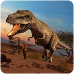Download T-Rex Survival Simulator 2.1 APK For Android