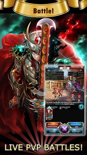 Download Eternal Wars 5.1.0 APK For Android