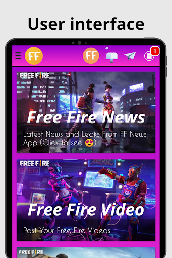 Download FF News NUI11.2 APK For Android