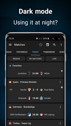 Download Footba11 - Soccer Live Scores 5.4.0 APK For Android