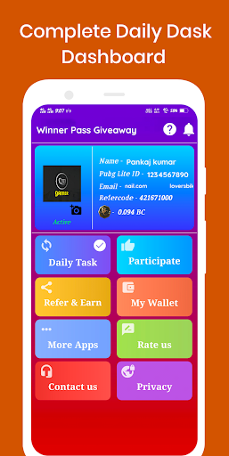 Download Free Winner Pass™and BC Lite Every Season 5.0 APK For Android