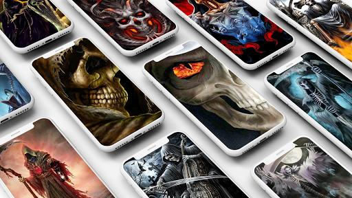 Download Grim Reaper Wallpapers 1.7 APK For Android