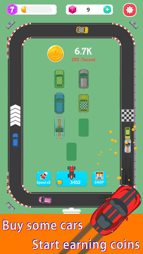 Download Merge Rally Car - idle racing game 1.6.1 APK For Android