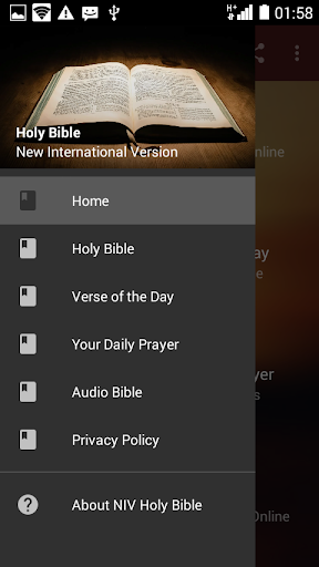 Download NIV Holy Bible New International Version 1.0 APK For Android
