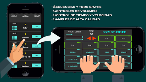 Download Percusion Huayno 1.0.5 APK For Android