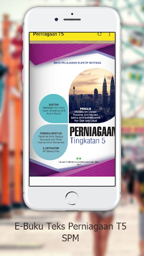 Download Perniagaan T5 SPM 1.0 APK For Android