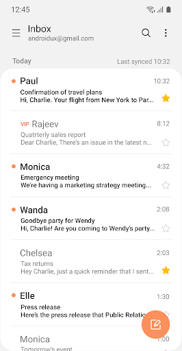 Download Samsung Email 6.1.21.2 APK For Android