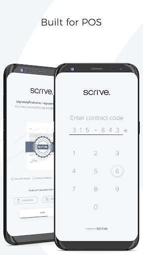 Download Scrive - Retail eSign 4.1.3 APK For Android