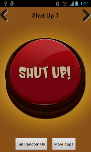 Download Shut Up Button 1.0.23 APK For Android
