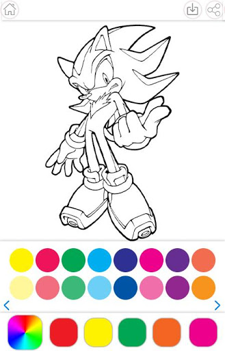 Download Super Soni Coloring Book 1.0.5 APK For Android