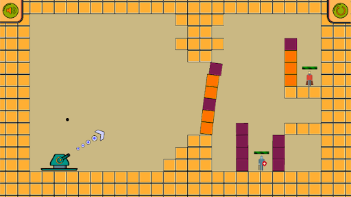 Download Topple Bricks - Casual Cannon Shot Game 0.17 APK For Android