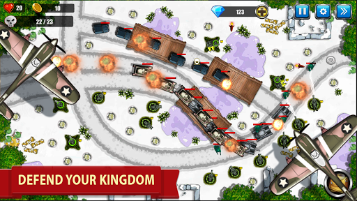 Download Tower Defense - War Strategy Game 1.2.0 APK For Android