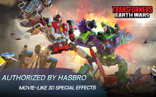 Download Transformers:Earth War 1.21.0.159 APK For Android