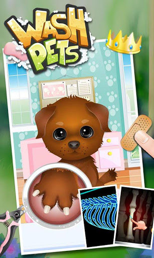 Download Wash Pets - kids games 2.2.0 APK For Android