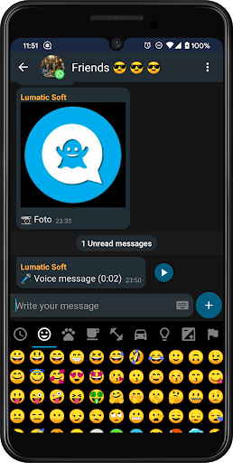 Download WimLow - Privacy in your chat 0.6 APK For Android