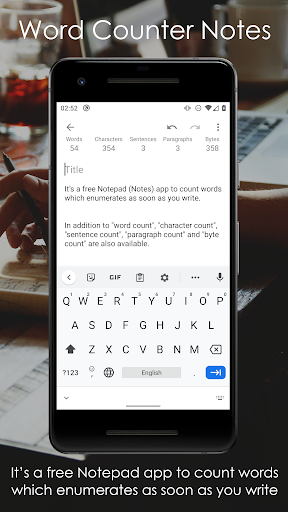 Download Word Counter Notes (Text Editor) :CountablePad 8.5.3 APK For Android