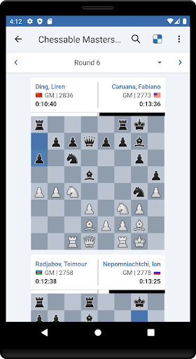 Download chess24 Broadcast 0.3.5 APK For Android
