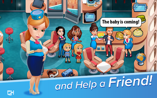Download Amber's Airline - 7 Wonders ✈️ 3.0.1 APK For Android
