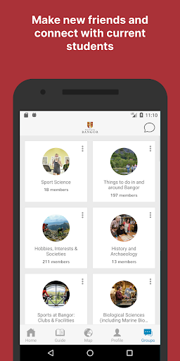 Download Bangor University - CampusConnect 13.2.0 APK For Android