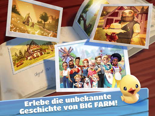 Download Big Farm: Home & Garden 0.3.1630 APK For Android