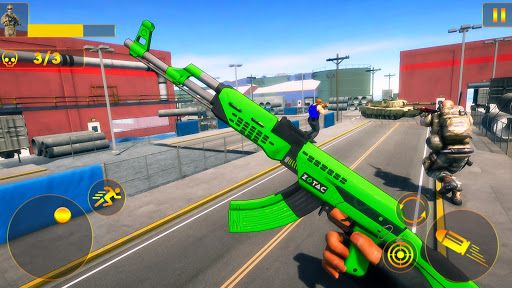 Download Cover Shooter : Special Army Critical Mission 2020 1.0 APK For Android