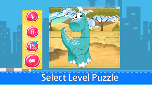Download Dinosaur jigsaw puzzles -land 1.0.0 APK For Android