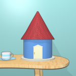 Escape game In a room on a rainy day 2.1 APK For Android