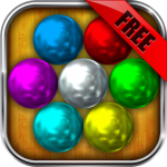 Magnetic Balls HD Free: Match 3 Physics Puzzle 2.2.1.1 APK For Android