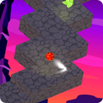 Twists and Turns 3D Classic - ZigZag Lava 1.1 APK For Android