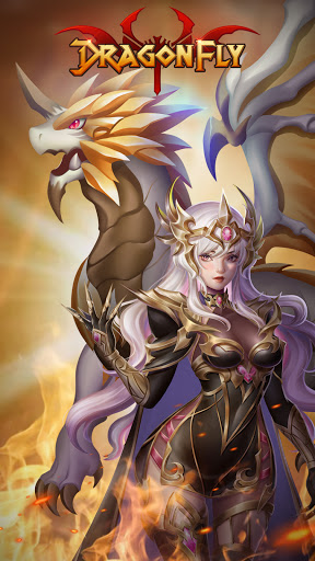 Download DragonFly: Idle games - Merge Dragons & Shooting 3.3 APK For Android