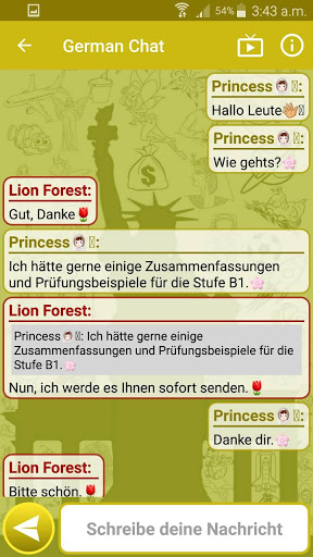 Download English and German 1.3 APK For Android