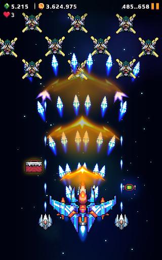 Download Falcon Squad - Galaxy Attack - Alien Shooter 55.7 APK For Android
