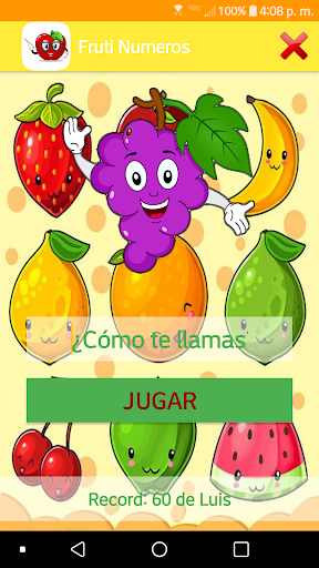 Download Fruti Numeros 1.0 APK For Android